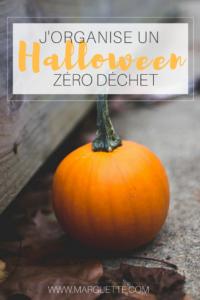 Organiser une fête d'halloween zéro dechet et eco friendly : maquillage, déco, déguisement, gourmandise il ne manque pas d'astuces